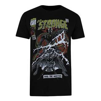 Marvel Men's Hail The Master T-Shirt,Xx-Large