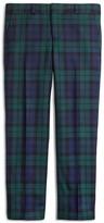 Brooks Brothers Boys' Blackwatch Plaid Wool Pants - Sizes 4-16