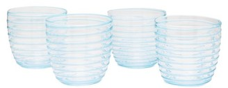Yali Glass - Set Of Four Goto Tumblers - Light Blue