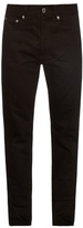 Givenchy Star-embroidered Straight-leg Jeans