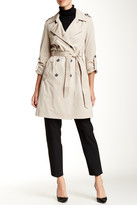 Soia & Kyo Belted Trench Coat