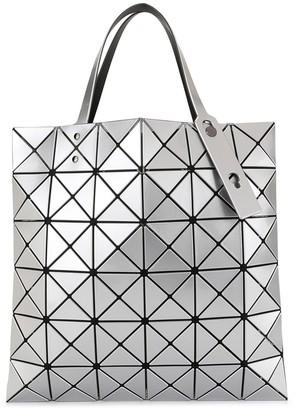 Bao Bao Issey Miyake Geometric-Pattern Tote Bag