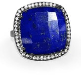 Susan Hanover Women's Designs Semiprecious Stone Ring