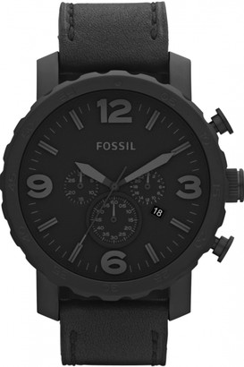 Fossil Mens Nate Chronograph Watch JR1354