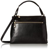 Halston Candice Satchel Convertible Cross Body