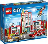 Lego City Fire Fire Station - 60110
