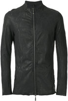 Masnada zip up jacket - men - Cotton - 50