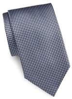 Brioni Patterned Silk Tie