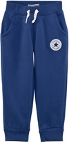 Converse Navy Cuffed Sweatpants