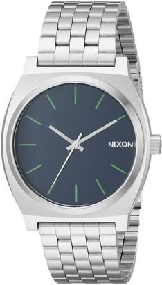 Nixon Men's A045-1981 Geo Volt Time Teller Watch
