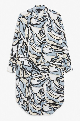 Monki Shirt dress