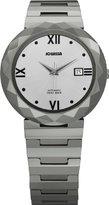 Jowissa Women's J1.167.L Soletta Automatic Steel and Tungsten Silver Dial Watch