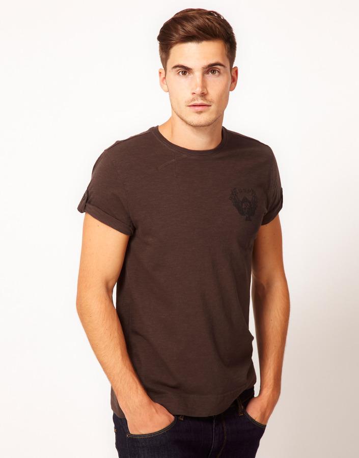 Ringspun Omega T-Shirt Omega