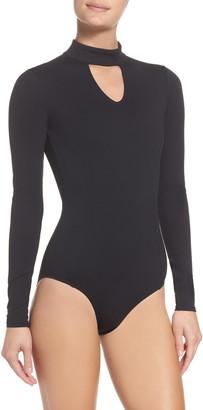 Zella So Flawless Keyhole Bodysuit