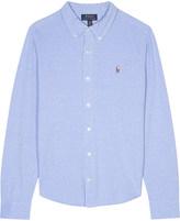 Ralph Lauren Knitted Oxford shirt S-XL