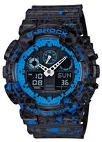 G-Shock Limited Edition STASH Resin Analog Digital Strap Watch