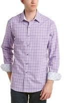 Robert Graham Centerfold Classic Fit Woven Shirt.