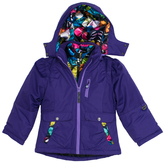 Big Chill Purple 3-in-1 System Jacket - Girls