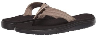 Teva Voya Canvas Flip (Dune) Men's Shoes