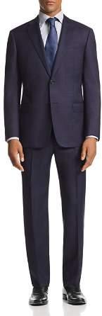 Emporio Armani G-Line Plaid Classic Fit Suit
