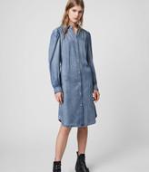 AllSaints Ella Denim Dress