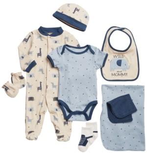 Baby Gear Baby Boy 9pc Set Safari Set