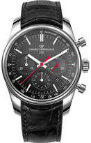 Girard Perregaux Girard-Perregaux 49590-11-611-BB6A Competizione Circuito stainless steel and alligator leather watch