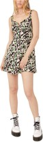 Thumbnail for your product : Free People Celia Floral Minidress