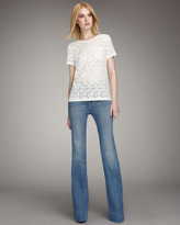 MARC by Marc Jacobs 1970s Flared San Francisco Jeans