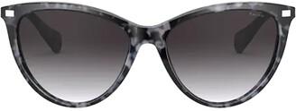 Ralph Lauren Cat-Eye Frame Sunglasses