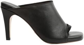 Tony Bianco Jade Black Sheep Nappa Heels