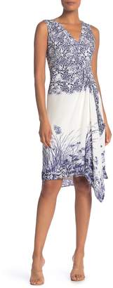 Elie Tahari Everdeen Printed Sleeveless Dress