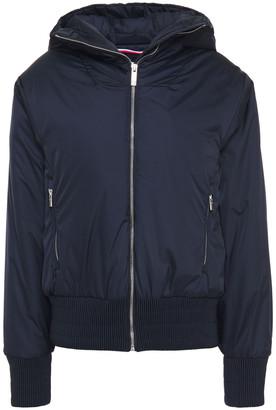 Fusalp Velvet-trimmed Shell Hooded Jacket