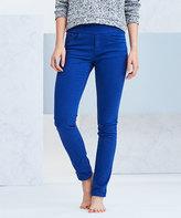 Blue Skinny Pants - Plus