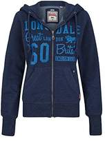 Lonsdale London Women's Sweatjacke Staplecross - Sweat Jacket -(Manufacturer size: )