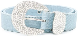 B-Low the Belt Brittany denim belt
