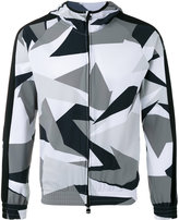Hydrogen camouflage print hoodie - men - Polyamide/Spandex/Elastane - M