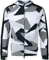 Hydrogen camouflage print hoodie