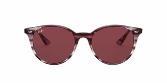 Ray-Ban RB4305 Round Sunglasses