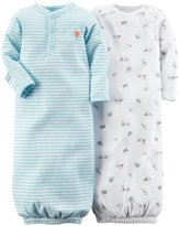 "Carter's Baby Boys' ""Go Fetch"" 2-Pack Gowns"