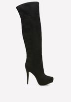 Bebe Rihanna Over Knee Boots