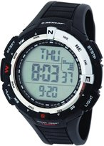 Dunlop Diviner Men's Quartz Watch with Dial Digital Display and Plastic Strap DUN-226-G01
