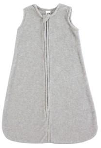 Hudson Baby Baby Girls and Baby Boys Safe Sleep Wearable Sleeping Bag, Microfleece 1-Pack
