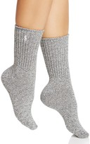 Ralph Lauren Marled Knit Boot Socks