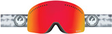 Dragon Optical NFX Sunglasses Onus Grey Red Ion 240 230mm