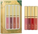CARGO Swimmables Longwear Matte Liquid Lipstick Kit - Travel Size