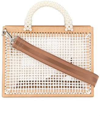 0711 St. Barts extra large tote