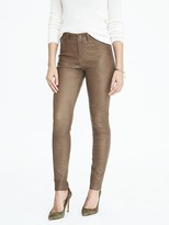Banana Republic Limited Edition Leather Legging