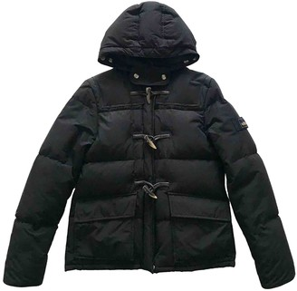 Penfield Black Polyester Coats