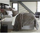 Southern Living Celeste Paisley Velvet & Satin Reversible Comforter Mini Set